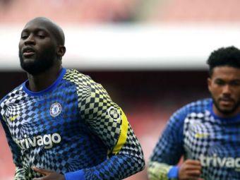 """VIDEO   Romelu Lukaku, debut de vis la Chelsea! """"Goleadorul"""" a deschis scorul în victoria cu Arsenal"""