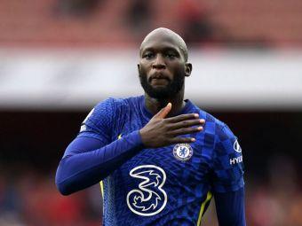 VIDEO Romelu Lukaku, omagiat de două legende de la Chelsea. Starul belgian a înscris în meciul de debut