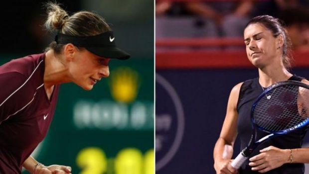 Sorana Cîrstea, out de la WTA Chicago! Ana Bogdan s-a calificat în turul 2 după ce adversara a abandonat