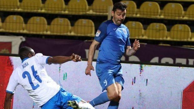 Rusescu, apariție surpriză la un club din Liga 1 după despărțirea de Clinceni! Cu cine s-a antrenat jucătorul