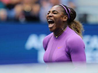 Serena Williams s-a retras de la US Open! Explicația oferită pe rețelele sociale