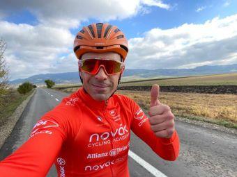 Ministrul Novak, locul 11 la Tokyo, în concursul de ciclism, proba de contracronometru pe distanța de 1.000 m