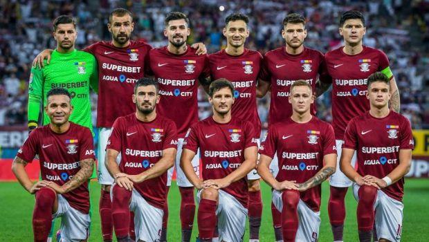 Absență importantă pentru Rapid în meciul cu Universitatea Craiova! Jucătorul din defensivă care va lipsi
