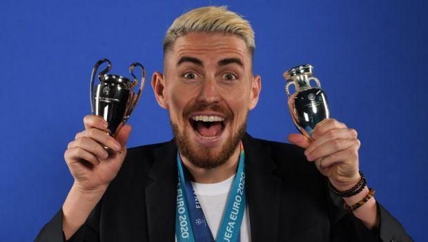 """Jorginho, numit """"Jucătorul anului"""" la gala UEFA! Le-a luat fața lui Kante și De Bruyne! Aici lista câștigătorilor"""