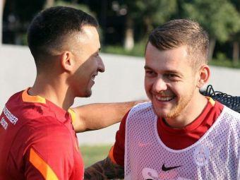 Performanță pentru Moruțan și Cicâldău! Vor evolua în grupele Europa League