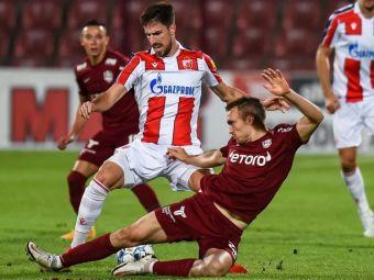 CFR Cluj și-a aflat grupa din Conference League!