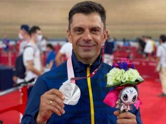 Ministrul Eduard Novak, medalie de argint la Jocurile Paralimpice de la Tokyo! Ana Maria Popescu a reacționat imediat