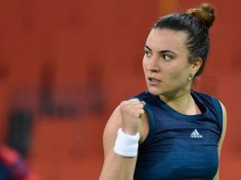 Performanță uriașă! Gabriela Ruse, calificată în premieră pe tabloul principal la US Open