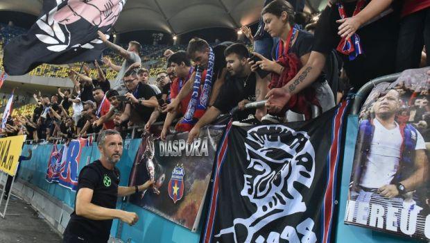 """Mihai Stoica, după FCSB - Dinamo 6-0. Nu """"lovește"""" în rivali și dă timpul înapoi: """"Mi se pare că eram imatur.Ca să nu zic prost!"""""""