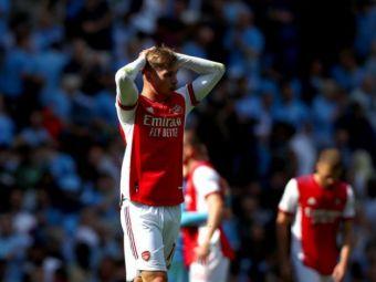 """Arsenal, umilită de Manchester City! Elevii lui Pep îi trimit pe """"tunari"""" pe ultimul loc din Premier League"""