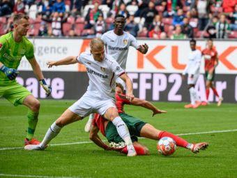 VIDEO   Fostul fundaș al celor de la PSG, greșeală teribilă în Bundesliga