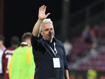 EXCLUSIV | Marius Șumudică a semnat rezilierea contractului cu CFR Cluj! 12 oameni din club i-au urmat gestul