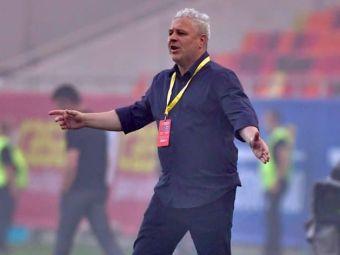 OFICIAL | Cum motivează CFR Cluj despărțirea de Marius Șumudică