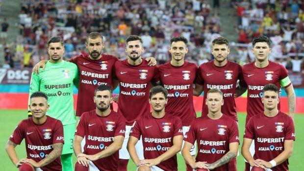 Horațiu Moldovan, învins de olteni! Portarul imbatabil al Rapidului a făcut un nou meci mare