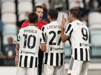 Greu fără Ronaldo! Juventus, învinsă pe teren propriu de o nou-promovată la primul meci fără portughez