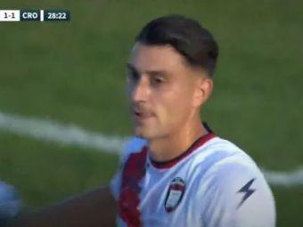 Ionuț Nedelcearu, gol pentru Crotone în etapa a doua din serie B. Românul a bifat prima reușită din acest sezon