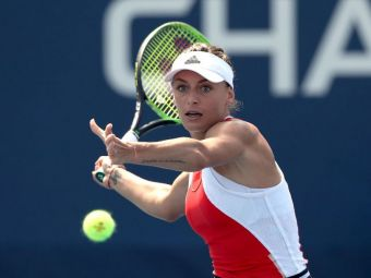 Ana Bogdan a pierdut cel mai lung meci jucat vreodată la US Open! Cât a putut să dureze duelul cu Rebeka Masarova
