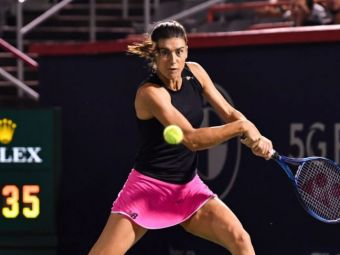 Doar Djokovic și Cîrstea joacă așa un set decisiv!Sorana Cîrstea a distrus-o pe Kudermetova, 6-0 și e în turul 2 la US Open