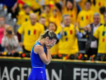 """""""A durut al naibii de tare, mi-a venit să urlu!"""" Ana Bogdan, reacție sfâșietoare după cel mai lung meci din istoria US Open"""