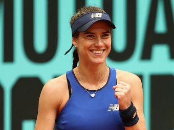O cheamă Sorana Federer? Cîrstea a reușit lovitura turneului în primul tur la US Open: a primit aplauze la scenă deschisă