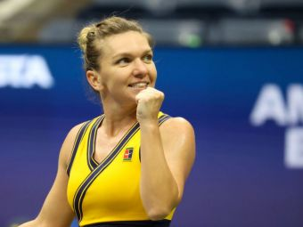 Halep - Kucova 6-3, 6-1: Simona Halep s-a calificat în turul 3 la US Open pentru prima oară din 2016 încoace: următoarea adversară