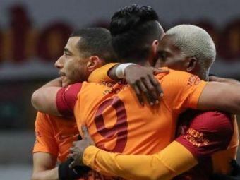 Moruțan și Cicâldău nu se vor mai putea baza pe starul echipei! Galatasaray a anunțat despărțirea de atacant
