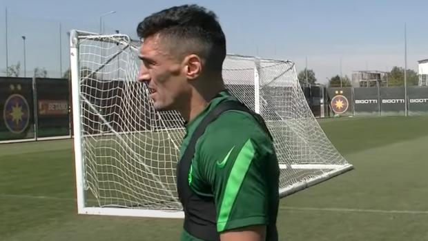 Observație pertinentă făcută de Claudiu Keșeru înainte de FCSB - Dinamo