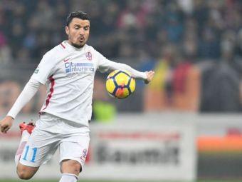 EXCLUSIV | Budescu nu se întoarce la FCSB! Destinația surpriză a mijlocașului
