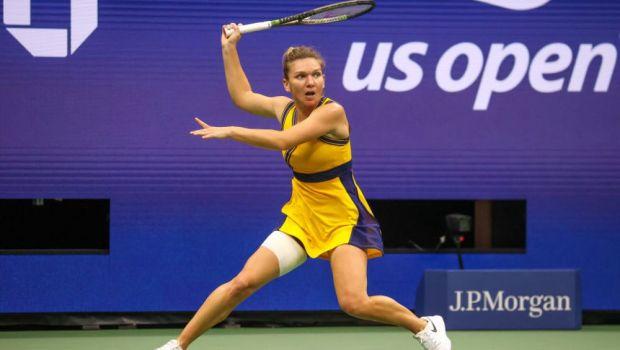 Simona Halep se duelează în turul 3 la US Open cu numărul 20 mondial: cum arată traseul virtual către finală