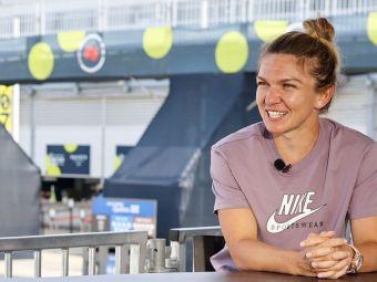 """Simona Halep, autoironie de mare clasă: """"Deja am reușit rezultat mai bun la US Open decât atunci când eram sănătoasă!"""""""