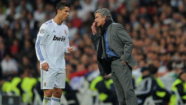 """""""I-a reproșat că nu aleargă"""". Dialogul incredibil dintre Jose Mourinho și Cristiano Ronaldo: cum se înțelegeau cei doi"""