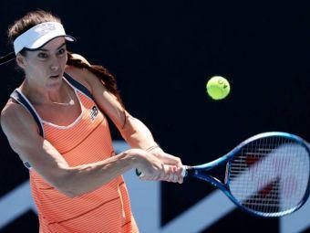 Sorana Cîrstea, eliminată în turul 2 la US Open: a ratat un meci de gală cu Ashleigh Barty