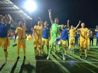România U20 – Portugalia U20 2-1! Lobonț, debut cu victorie pe banca tricolorilor U20