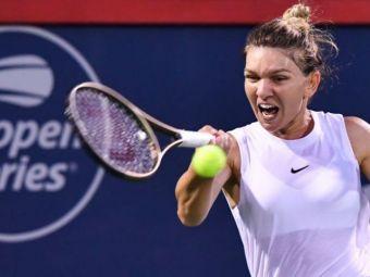 S-a stabilit! Când o va întâlni Simona Halep pe Elena Rybakina, la US Open