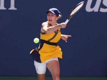 Halep - Rybakina 7-6, 4-6, 6-3: Simona Halep, în optimile US Open după o victorie ireală! Când va juca următorul meci