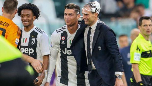 """Max Allegri, furios pe conducerea celor de la Juventus: """"Nu au fost respectate înțelegerile"""". Ce implicare are Ronaldo"""