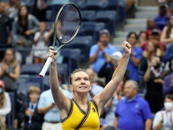 O avere într-o săptămână! Cât primește Simona Halep pentru cele 3 victorii obținute pe tabloul principal la US Open