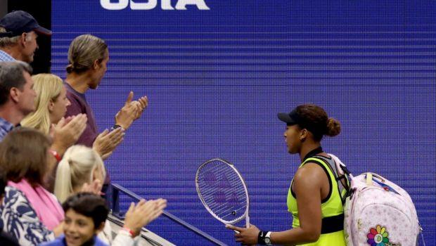 Eliminată de o puștoaică de 18 ani, campioana en-titre US Open Naomi Osaka se retrage pe termen nedeterminat din tenis!