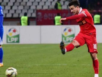 EXCLUSIV | Cosmin Matei, back in business! Mijlocașul a semnat cu Dinamo