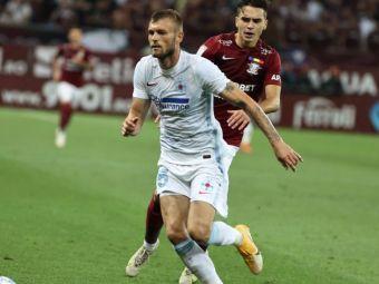 """""""Depășise sfera fotbalistică!"""" Iordănescu a comentat plecarea lui Alex Crețu de la echipă: """"Pe ei i-am întors!"""""""