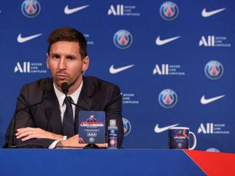 """Verdict dur pentru PSG: """"Dacă nu câștiga Champions League cu Messi, nu o va câștiga niciodată!"""""""