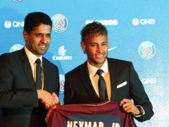 Absolut halucinant! Transferul lui Neymar a costat-o pe PSG aproape jumătate de miliard de euro! Spaniolii au dezvăluit totul