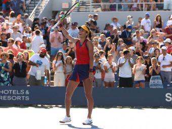Din altă lume! Emma Răducanu, performanță extraterestră la US Open: a distrus o adversară cu 6 ani mai experimentată, 6-0, 6-1!