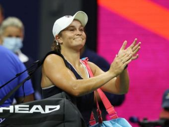 Liderul mondial, Ashleigh Barty, eliminată în turul 3 de numărul 43 WTA: ce înseamnă pentru Simona Halep acest eșec