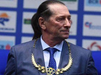 """COSR, reacție după decesul lui Ivan Patzaichin: """"Drum lin, Ivan!"""""""