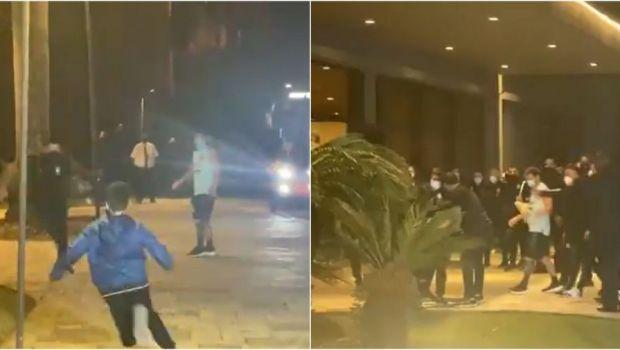 Copilul brazilian care a fentat paza de la hotelul lui Messi pentru a-și face o poză cu el! Reacția argentinianului