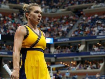 Nicio șansă pentru Simona Halep! Ce obiectiv major ratează în 2021, după eliminarea de la US Open