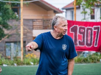 """""""Nici nu i-am văzut la antrenamente!"""" Petrescu vorbește despre Arlauskis și jucătorii despre care s-a spus că i-a dat afară"""