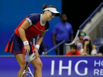Bianca Andreescu, out de la US Open după un meci de trei ore și jumătate, încheiat la ora 2 noaptea: cădere în gol în clasamentul WTA