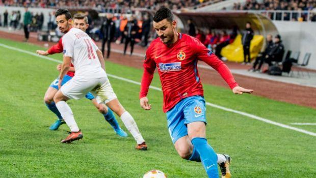 """EXCLUSIV   """"Să nu facă asta!"""" Reacție în cazul transferului lui Budescu la FCSB! Sfaturi pentru Iordănescu"""
